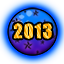 Start off the New Year with a new 2013 gumball!