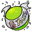 A special gumball to celebrate 6 years of CW!