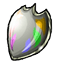 A beautiful radiant shield which absorbs a spectrum of attacks.