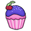 MMmm a delicious cupcake.