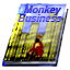 The lovable story of a monkey who takes over a business in the city for the day