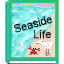 The seaside is a whole environment covered in creatures you can find out about in this book