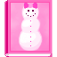 Snowwomen come in many different shapes and sizes as well ;)