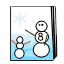 The story of how the littlest snowman became the model for the famous Snowman Cookie in CW
