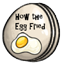 Learn all about how the egg fried!