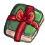 You got the gift of knowledge for Christmas! Aren't you lucky?