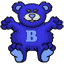 A teddy bear Buddy - a must have item for all.