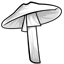 This mushroom really is deadly. Be afraid, be very afraid.