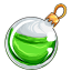 After Christmas you can just eat the entire bauble!