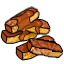 French toast is one of those things that can't get any better... unless you cut them into awesome, portable, chewy, yummy sticks!