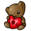 This teddy <3 you