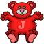 A teddy bear Joe - a must have item for all.