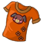 Wear this to easily make new buddies! Why? Because this shirt is too cute!