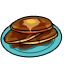 As much as people claim that pancakes are a breakfast food, they are just as good for dinner!