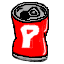 a nice, cold can of pespi-cola!