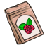 Now you can grow your own raspberries.