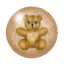 A special gumball to commemorate Teddy Bear Day.