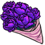 Purple roses for your loved one :3