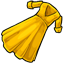 Mellow yellow, you'll look great for a fellow! Or a girl, if you're a guy wearing this dress..
